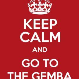 Gembawalk: go to the gemba!
