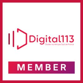 Digital: 113 cluster numérique Occitanie Toulouse Montpellier